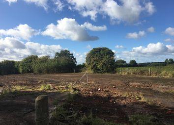 Thumbnail Land for sale in Wheatsheaf Inn, Soudley, Market Drayton