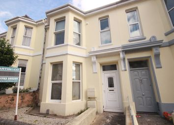 Thumbnail 4 bed maisonette to rent in Baring Street, Greenbank, Plymouth