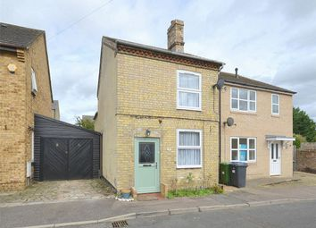 Thumbnail 2 bed cottage for sale in Cross Street, Huntingdon, Cambridgeshire