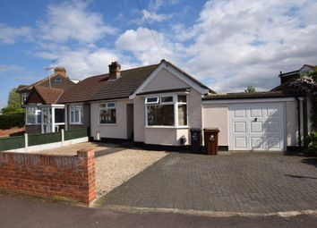 Thumbnail 2 bed semi-detached bungalow for sale in Lilac Gardens, Rush Green, Essex