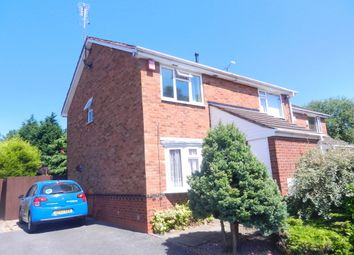 Thumbnail 2 bed semi-detached house to rent in Kirkwood Avenue, Erdington, Birmingham