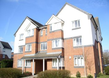 Thumbnail 1 bed flat to rent in Roydon Court, Mayfield Road, Hersham, Walton-On-Thames