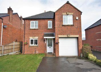 Thumbnail 4 bedroom detached house for sale in Hensons Lane, Thringstone, Coalville