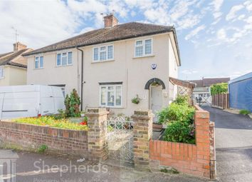 Thumbnail 3 bedroom semi-detached house for sale in Wharf Road, Broxbourne, Hertfordshire