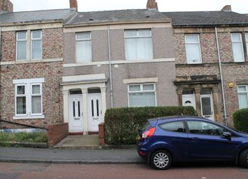 Thumbnail 2 bed flat for sale in Shipcote Terrace, Gateshead