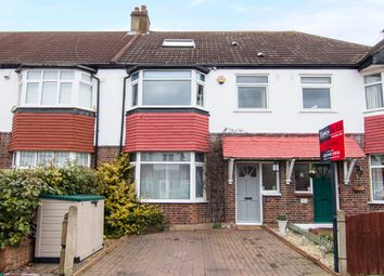 Thumbnail 4 bed terraced house for sale in Byron Avenue, New Malden