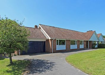 Thumbnail 4 bed detached bungalow for sale in Whitemoor Road, Brockenhurst