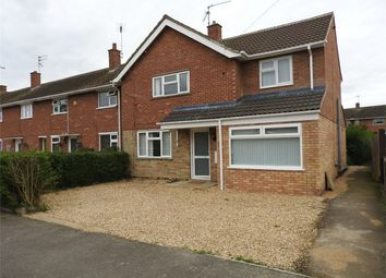 Thumbnail 1 bedroom end terrace house to rent in Thistle Drive, Peterborough, Cambridgeshire