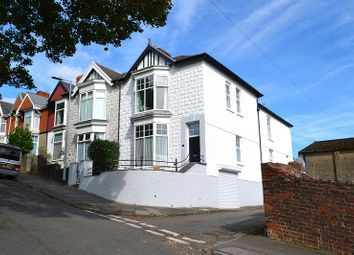 Thumbnail Semi-detached house for sale in Cwmdonkin Drive, Uplands, Swansea