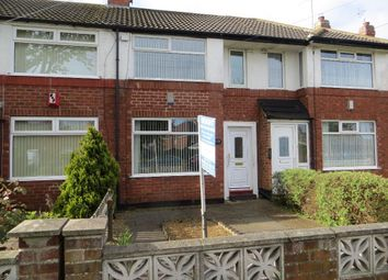 Thumbnail 2 bedroom terraced house for sale in Spring Bank West, Hull