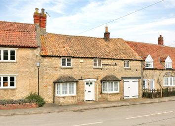Thumbnail 4 bed terraced house for sale in High Street, Swinstead, Grantham, Lincolnshire