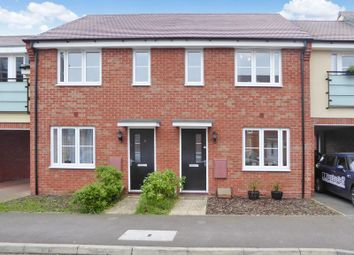 Thumbnail 2 bed semi-detached house for sale in Riley Grove, Dunstable