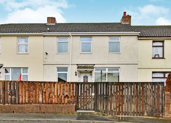 Thumbnail 3 bed terraced house for sale in Laburnum Terrace, Stanley
