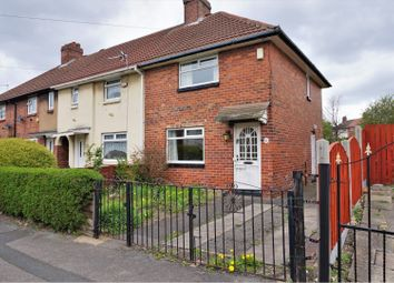 Thumbnail 2 bed semi-detached house to rent in Rookwood Road, Leeds