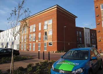 Thumbnail 2 bed flat to rent in Holman Court, Ipswich