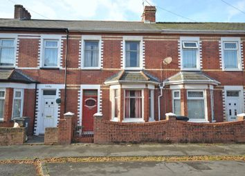 Thumbnail 3 bed terraced house for sale in Bay-Fronted House, Sutton Road, Newport