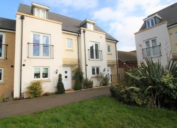 Thumbnail 4 bed end terrace house for sale in Admiral Way, Exeter