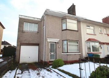 Thumbnail 3 bed semi-detached house for sale in Barrachnie Road, Garrowhill, Glasgow, Lanarkshire