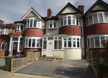 Thumbnail 3 bed terraced house to rent in Yeading Avenue, Harrow