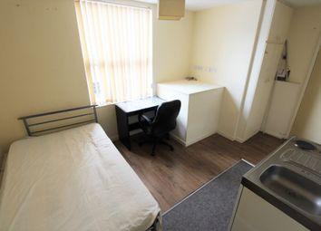 Thumbnail Studio to rent in Far Gosford Street, Coventry