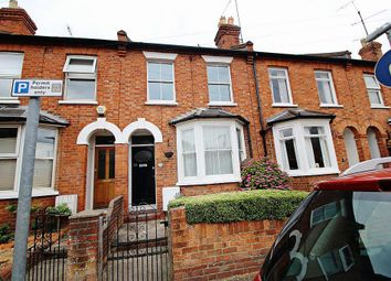 Thumbnail 3 bedroom terraced house for sale in Hemdean Road, Caversham, Reading