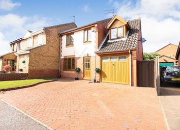 Thumbnail 4 bed end terrace house for sale in East Anglian Way, Gorleston, Great Yarmouth