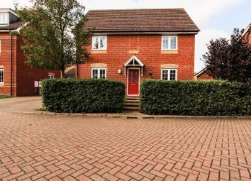 Thumbnail 4 bedroom detached house for sale in Teal Avenue, Soham, Ely