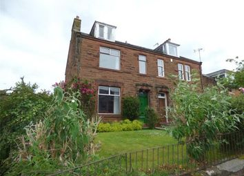 Thumbnail 4 bed semi-detached house for sale in Wellwood Villa, Maxwell Street, Dumfries, Dumfries And Galloway