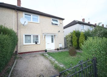 Thumbnail 3 bed end terrace house for sale in Millwood Close, Beaumont Leys, Leicester