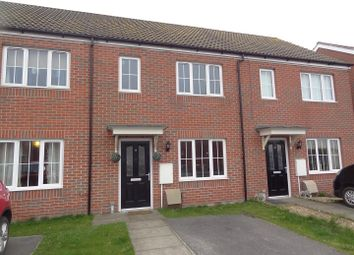 Thumbnail 2 bed terraced house for sale in Freeston Road, Heckington, Sleaford
