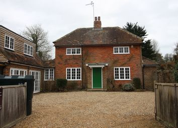 Thumbnail 5 bed detached house to rent in Weston Patrick, Basingstoke