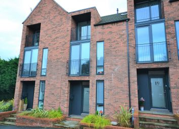 Thumbnail 3 bed town house for sale in Loney Street, Macclesfield