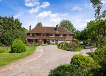 Thumbnail 5 bed detached house for sale in Fairway, Guildford, Surrey GU1.