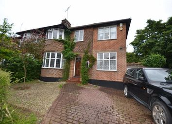 Thumbnail 4 bed property to rent in Fursby Avenue, London