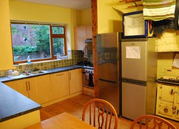 Thumbnail 8 bed property to rent in Victoria Road, Fallowfield, Manchester