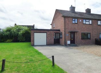 Thumbnail 3 bed semi-detached house for sale in Meadow Way, Earith, Huntingdon