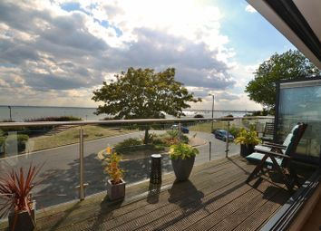 Thumbnail 4 bed terraced house for sale in Chalkwell Esplanade, Westcliff-On-Sea, Essex