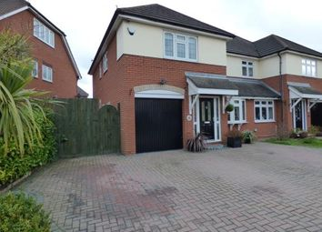 Thumbnail 4 bed semi-detached house for sale in Griggs Gardens, Hornchurch