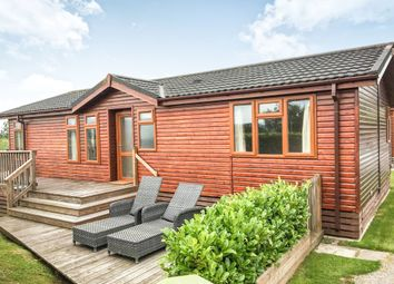 Thumbnail 2 bed lodge for sale in Reynard Crag Lane, High Birstwith, Harrogate
