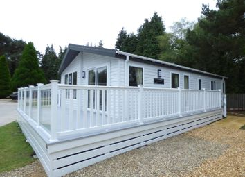 Thumbnail 3 bed mobile/park home for sale in Organford Road, Sandford Holiday Park, Poole