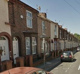 Thumbnail 3 bed terraced house to rent in Goldie Street, Anfield, Liverpool