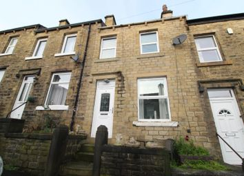 Thumbnail 2 bed terraced house for sale in Royd Street Avenue, Longwood, Huddersfield