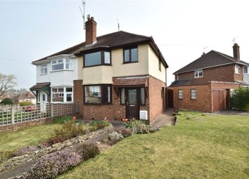 Thumbnail 3 bed semi-detached house for sale in Dorothy Crescent, Northwick, Worcester, Worcestershire