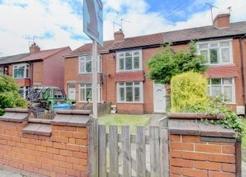 Thumbnail 2 bed terraced house for sale in Ollerton Road, Retford