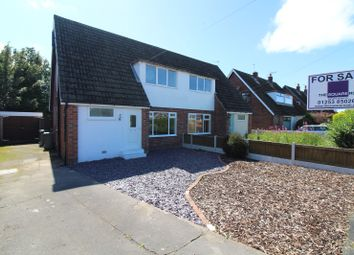 Thumbnail 3 bed semi-detached house for sale in Stuart Road, Thornton