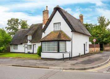 Thumbnail 4 bed cottage for sale in High Street, Needingworth
