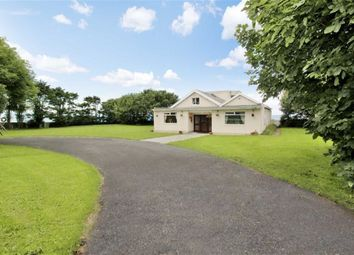 Thumbnail 7 bed detached bungalow for sale in Old Hartley, Whitley Bay