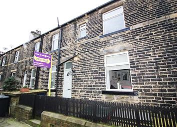Thumbnail 3 bed terraced house for sale in Belmont Terrace, Luddendenfoot, Halifax