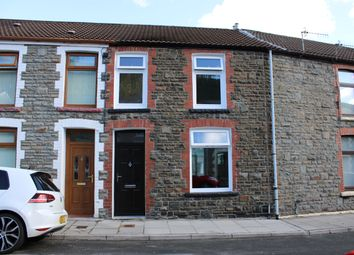 Thumbnail 3 bed terraced house for sale in Miskin Street, Tynewydd