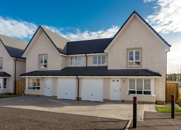 "Thumbnail 3 bedroom semi-detached house for sale in ""Balvenie"" at Templegill Crescent, Wishaw"